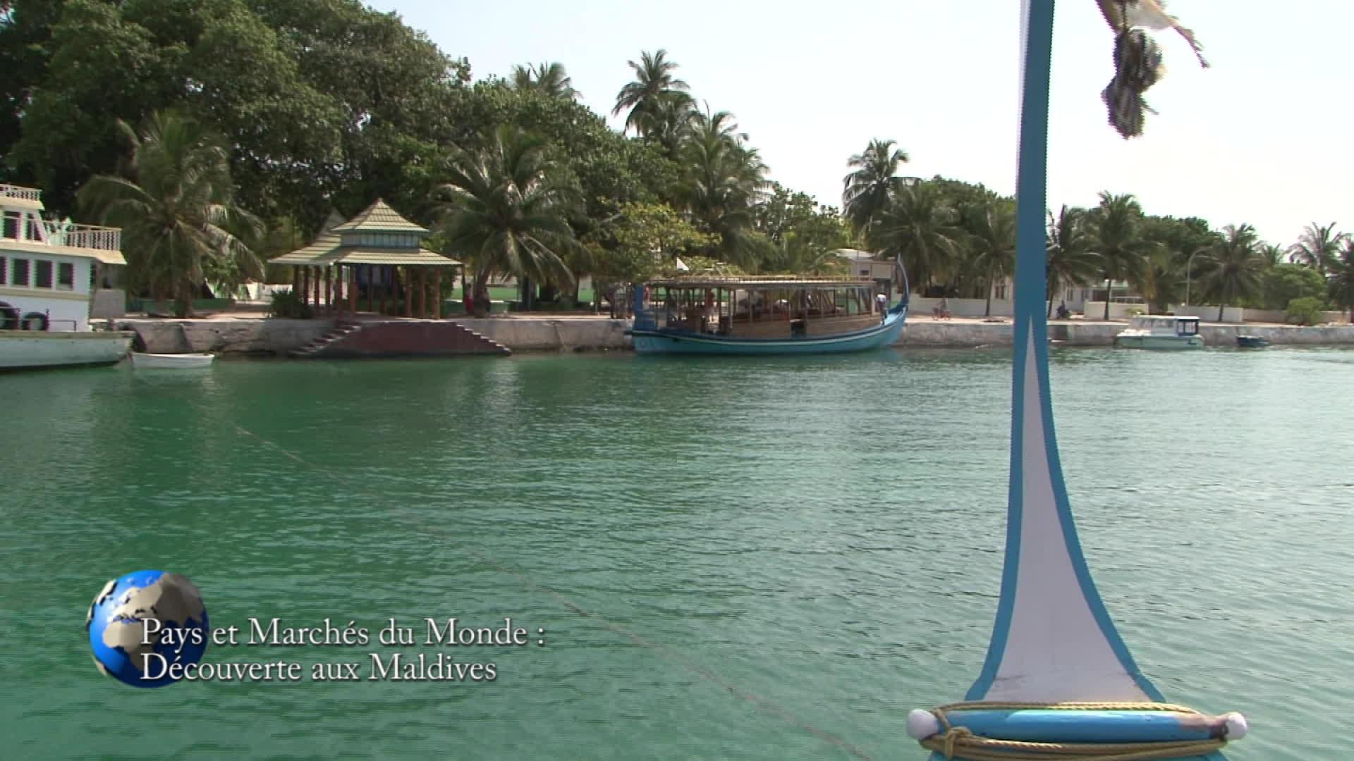 PAYS ET MARCHES DU MONDE-EP004-MALDIVES