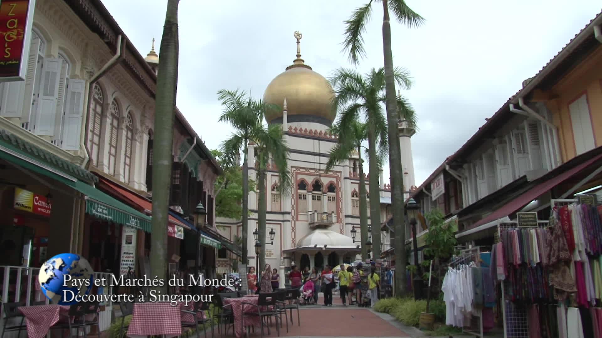 PAYS ET MARCHES DU MONDE-EP009-SINGAPOUR