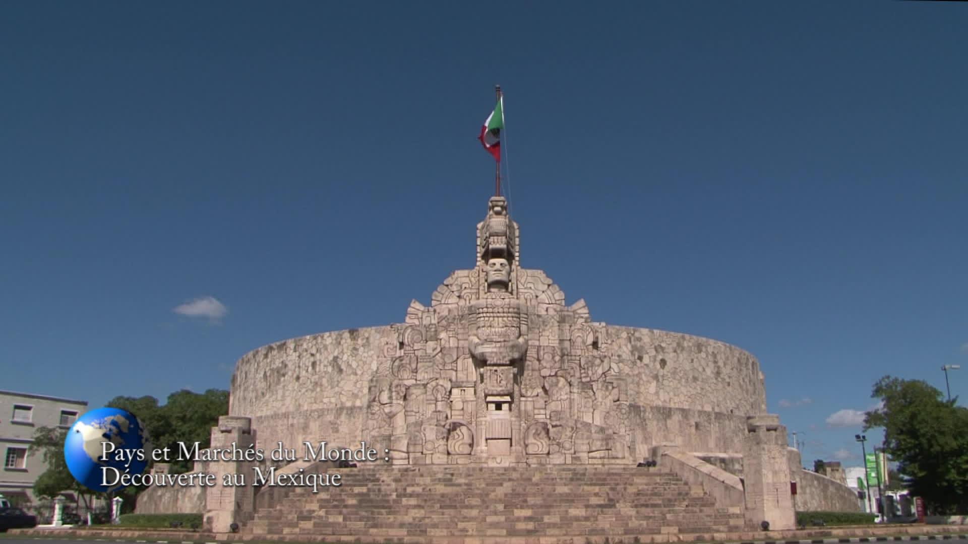 PAYS ET MARCHES DU MONDE-EP019-YUCATAN_MEXIQUE