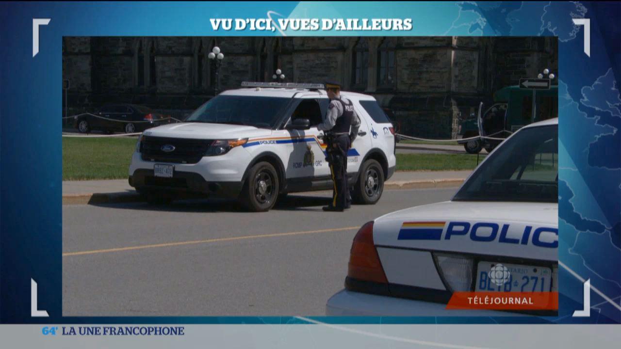 Vu d'ici, vues d'ailleurs: Sécurité au Canada