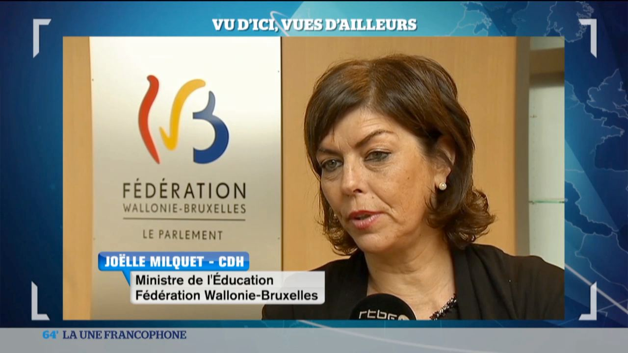 26/10/2015 -  Régionaliser l'enseignement wallon?