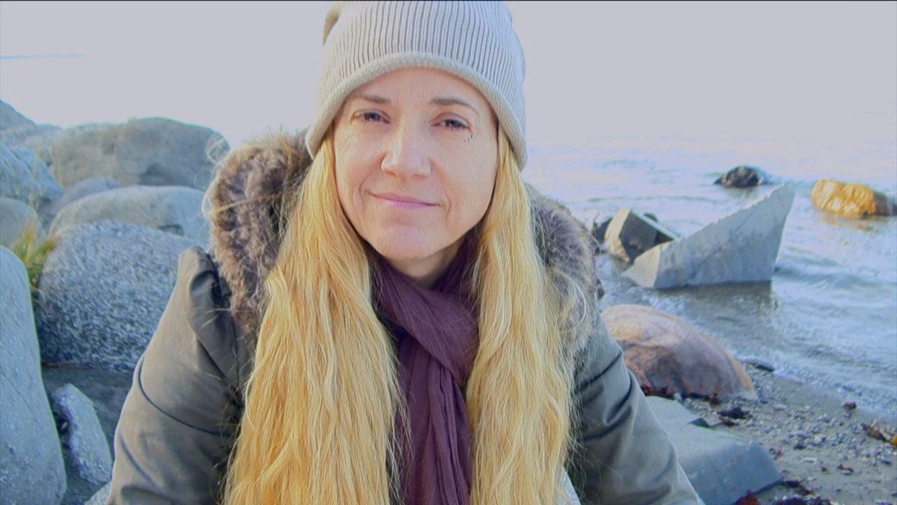 Sauvez la crevette ! Yanie au Canada