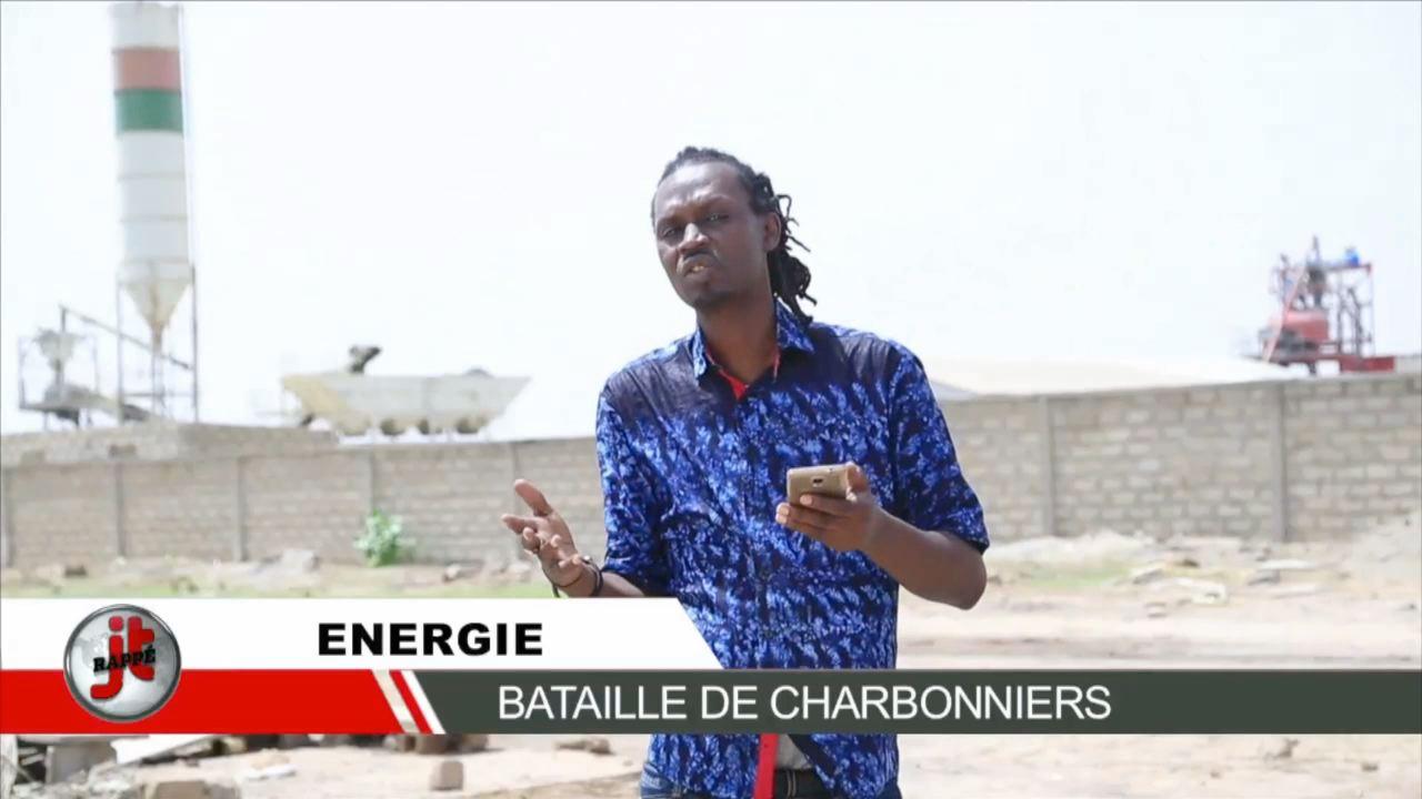 Bataille de charbonniers - Xuman au Sénégal