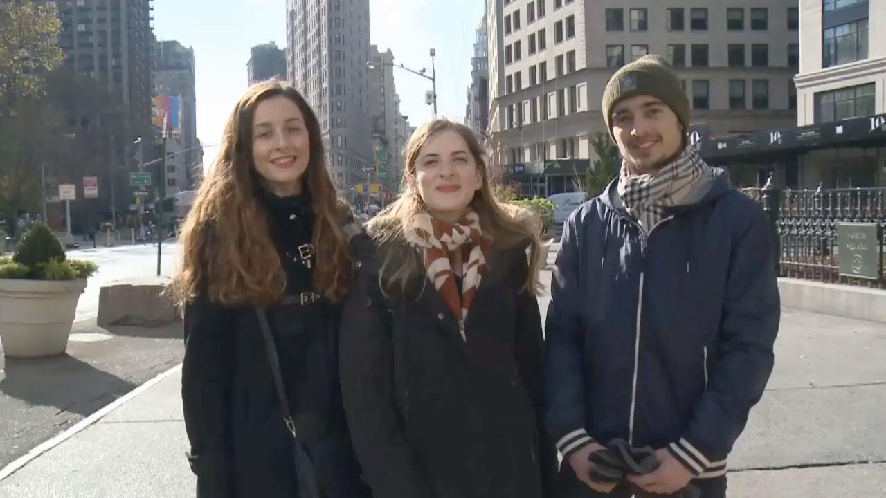 Etats-Unis - Guillaume, Elodie, Valentine