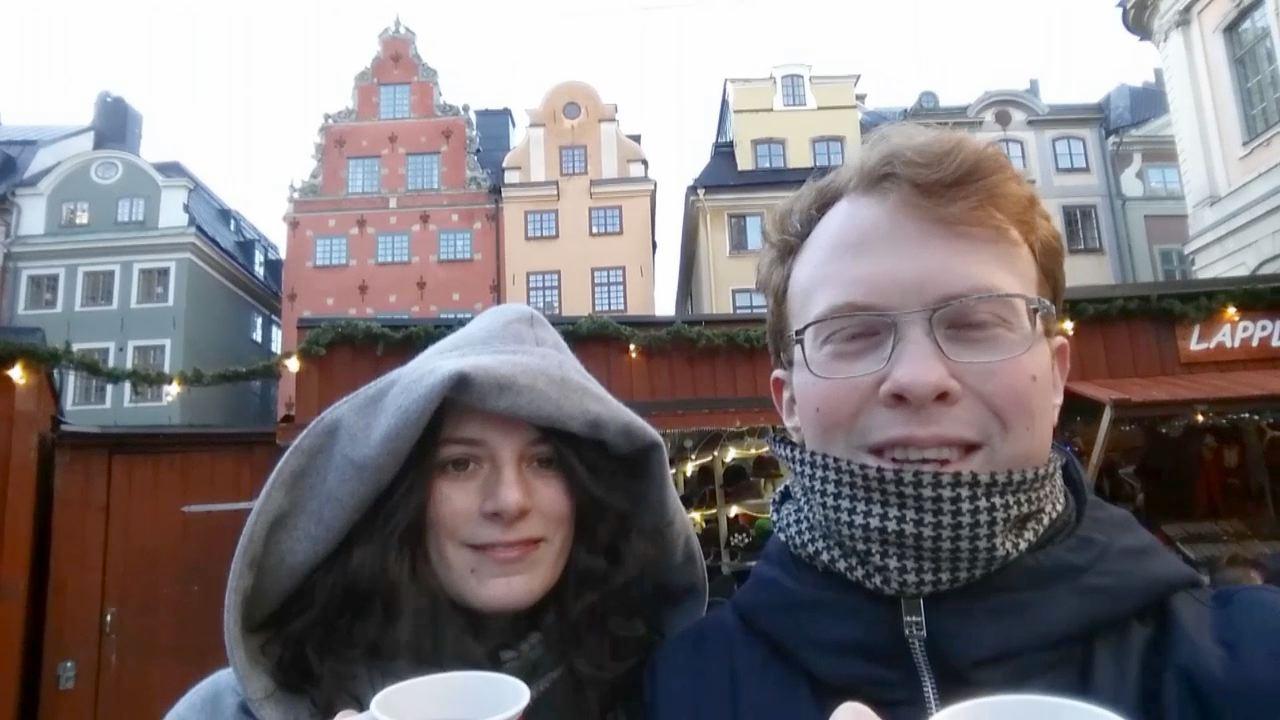 Suède -  Laura, Adam