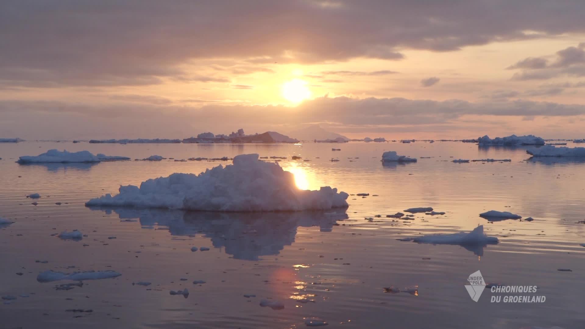 Naviguer dans les glaces