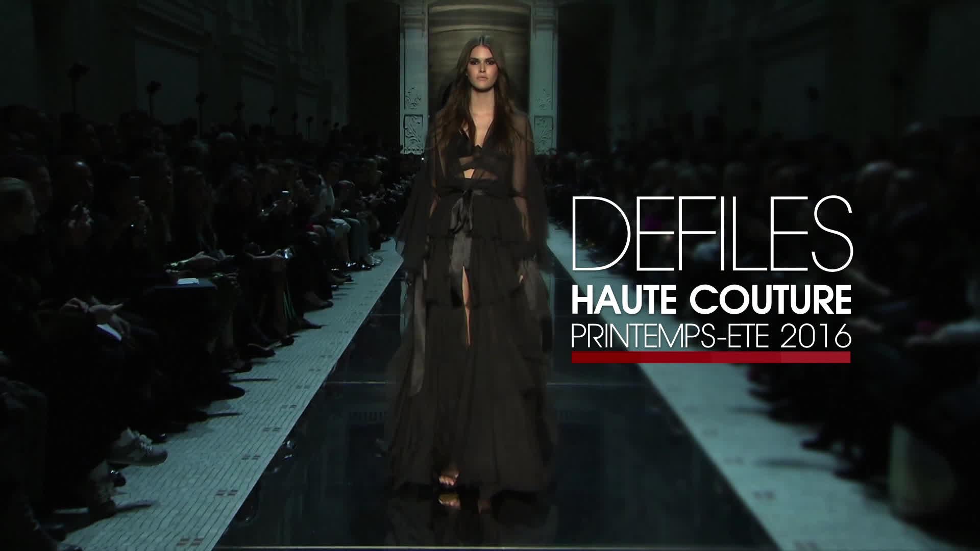 Spéciale haute couture