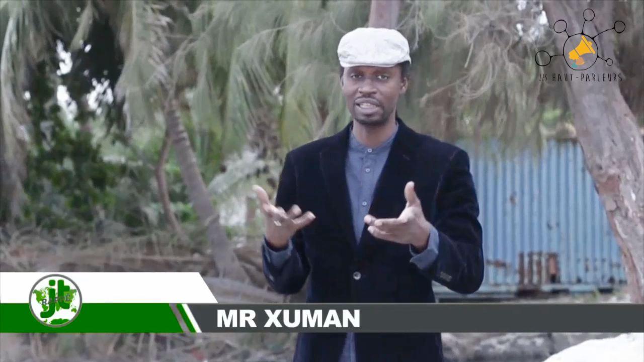 Sacs plastiques, danger public! - Xuman au Sénégal - JT rappé