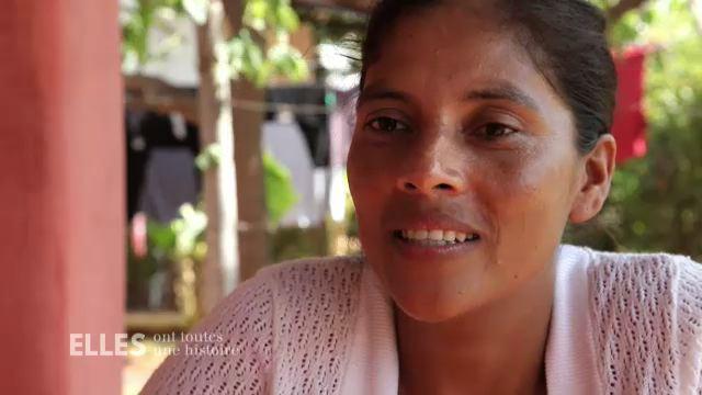 Nicaragua : Antonia Martinez Barahona