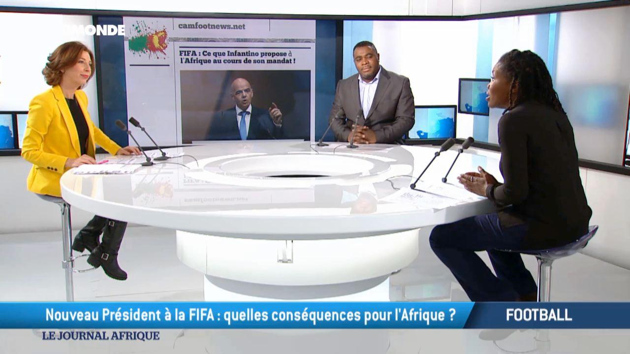 JT Afrique du 29/02/2016