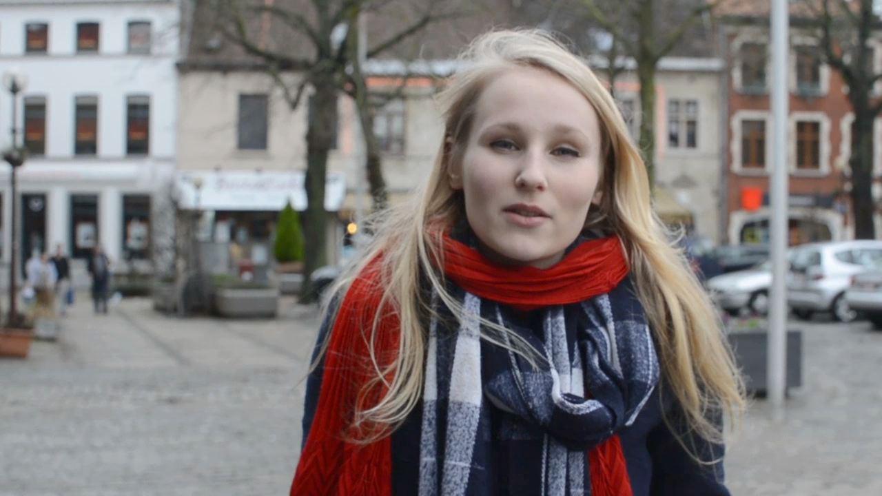 Réfugié pour ses idées - Alice en Belgique