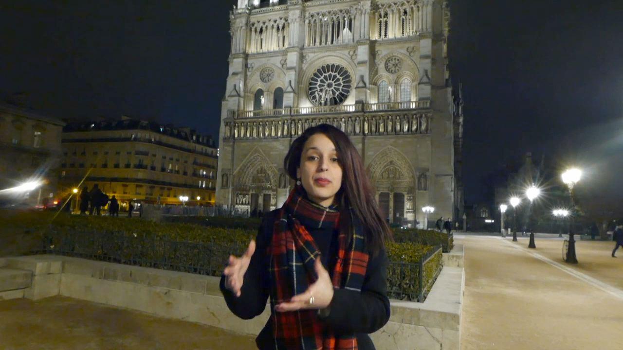 Le rêve français d'une syrienne - Nasrine en France