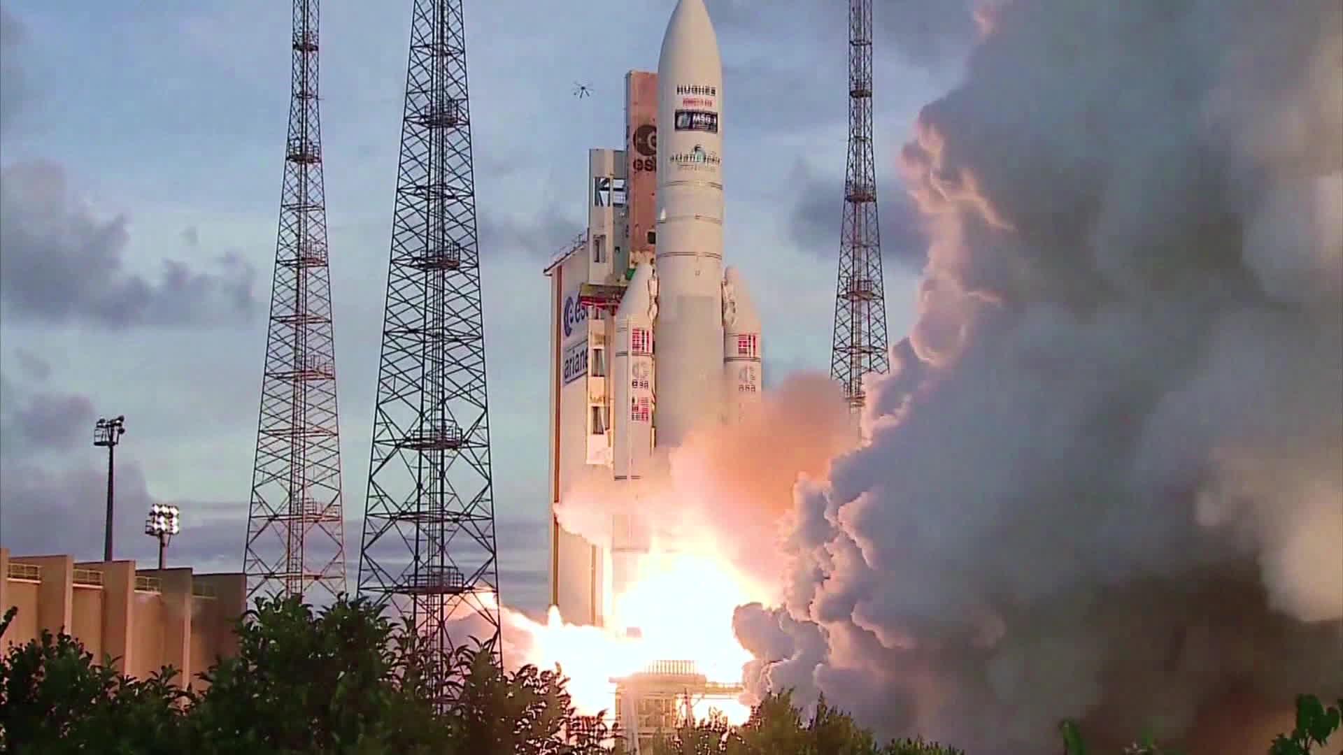 Les fusées, de Véronique à Ariane