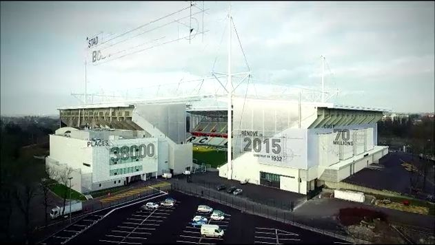 Lens - Stade Bollaert-Delelis