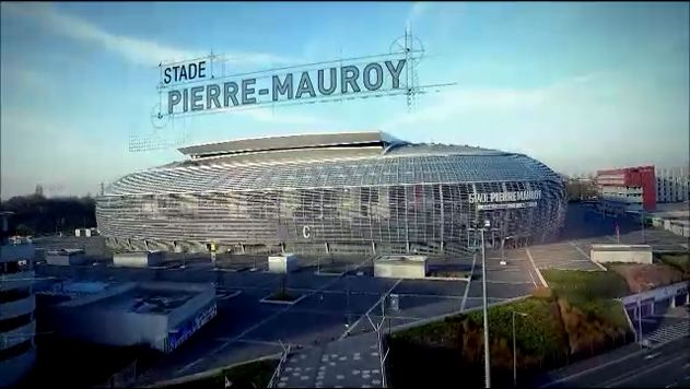 Lille - Stade Pierre Mauroy