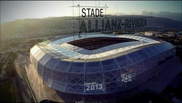 Nice - Stade Allianz Riviera