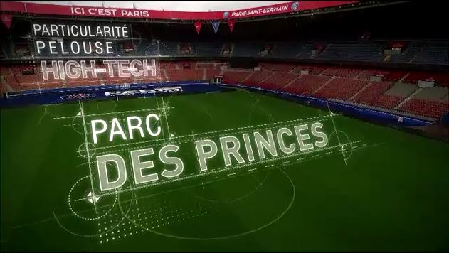 Paris - Parc des Princes