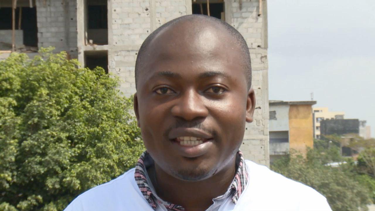 La vie après la drogue - Guy Aimé en Côte d'Ivoire