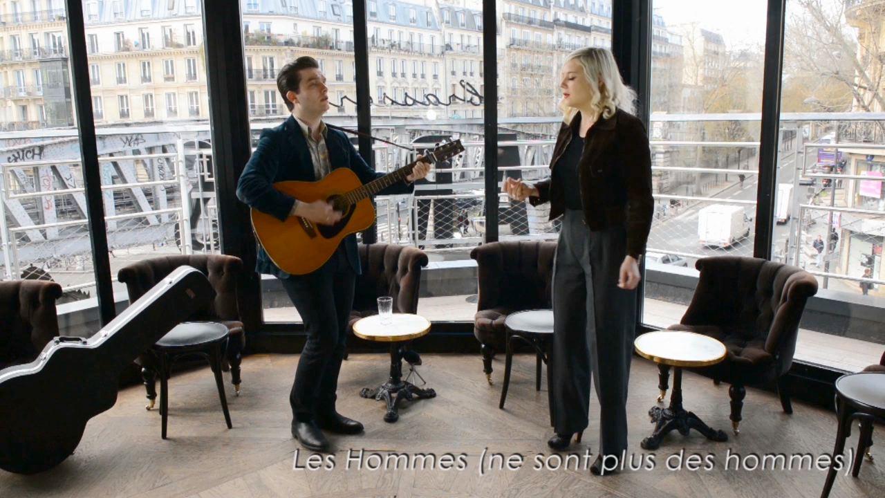 """Jo Wedin et Jean Felzine - """" Les Hommes (ne sont plus des hommes) """""""