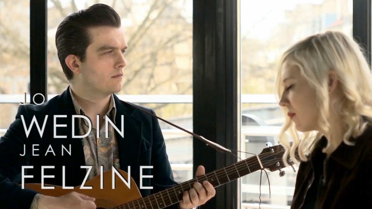 """Jo Wedin et Jean Felzine - """" La canopée """""""
