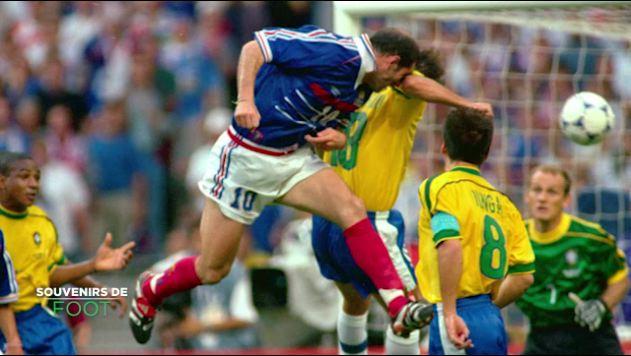 France - Brésil (1998) : « Et 1, et 2, et 3-0 ! »