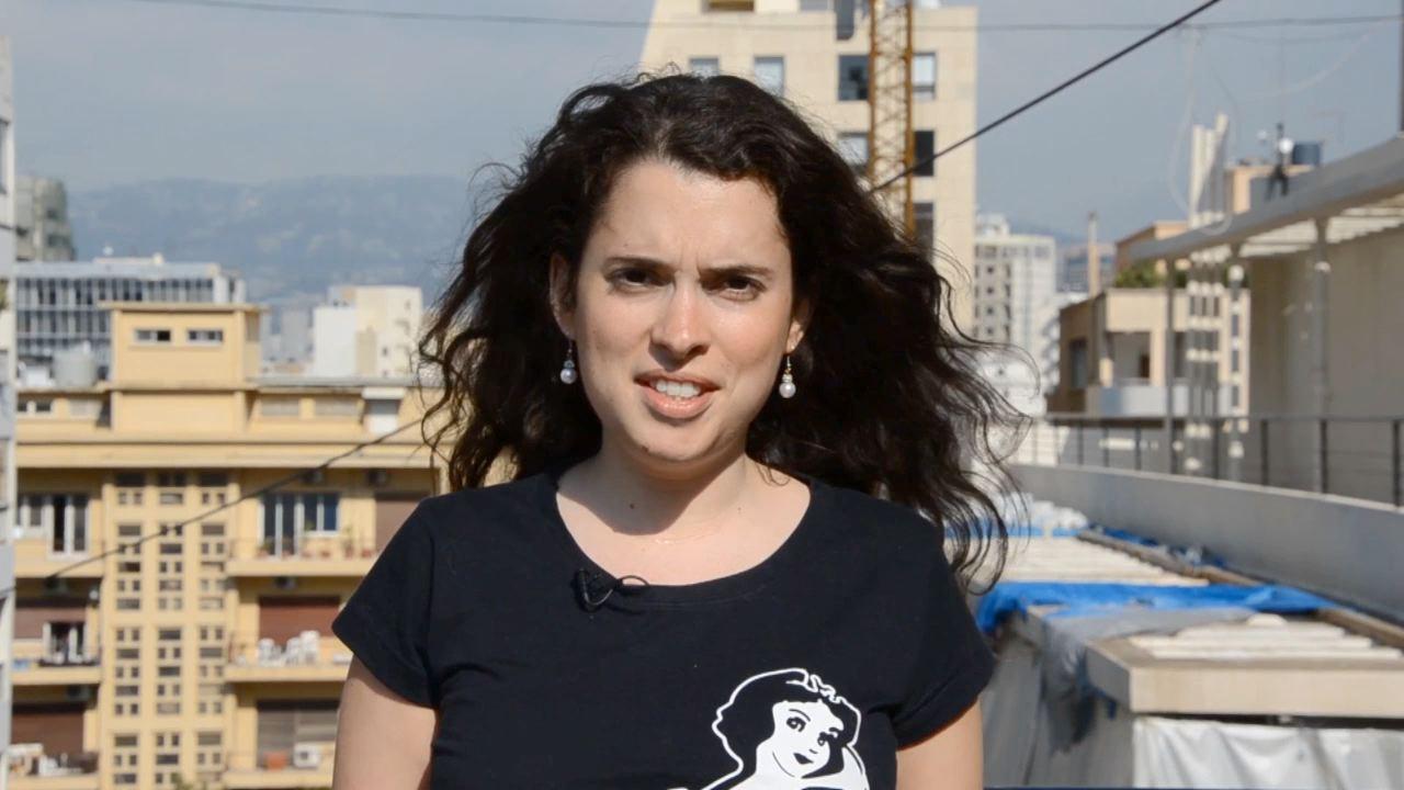 Beyrouth : le réveil contre la corruption - Margaux au Liban