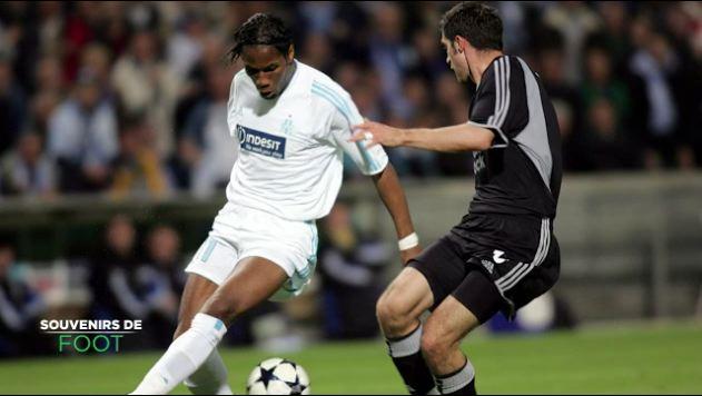 OM - Newcastle (2004) : Didier Drogba enflamme le Vélodrome