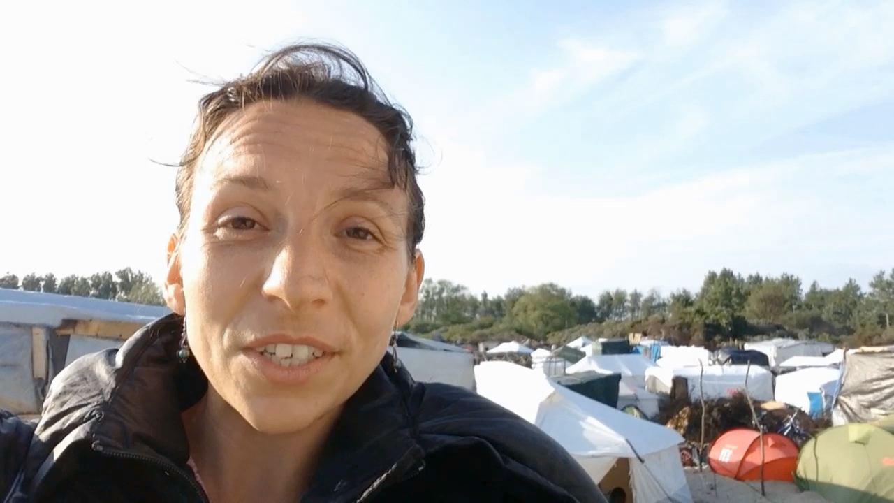 """Sijad, 12 ans : ma vie seul dans la """"Jungle"""" - Hélène à Calais"""