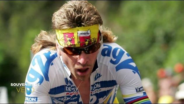 Laurent Brochard, un jeune Français au sommet