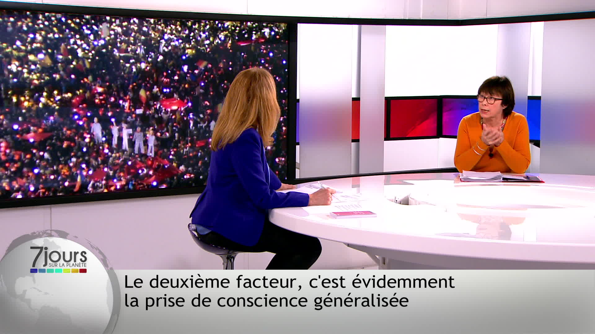 CETA / Trump-Trudeau / RDC / Violences policières en France