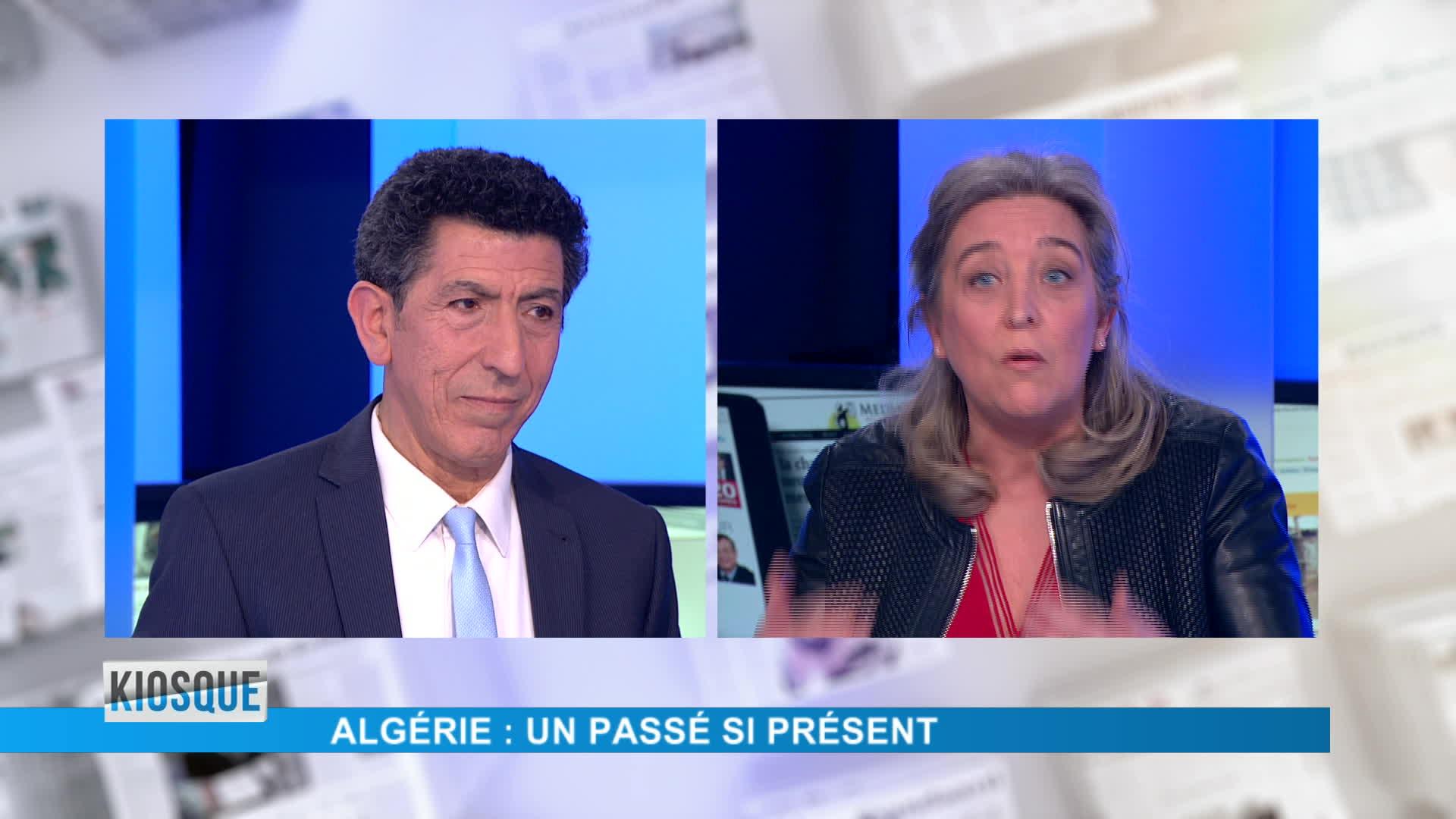 Libre-échange / Algérie / Statut des robots