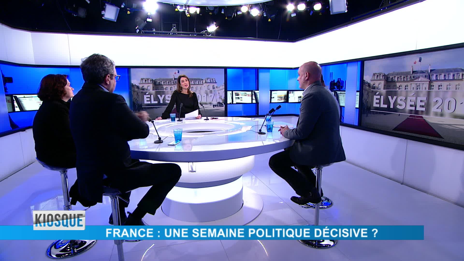 Présidentielle française / Amnesty / Espérance de vie...