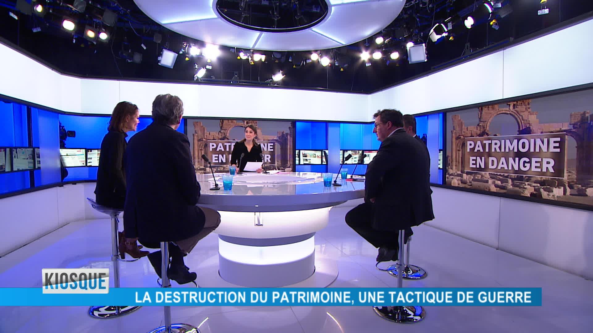 France / Terrorisme / Patrimoine / Presse