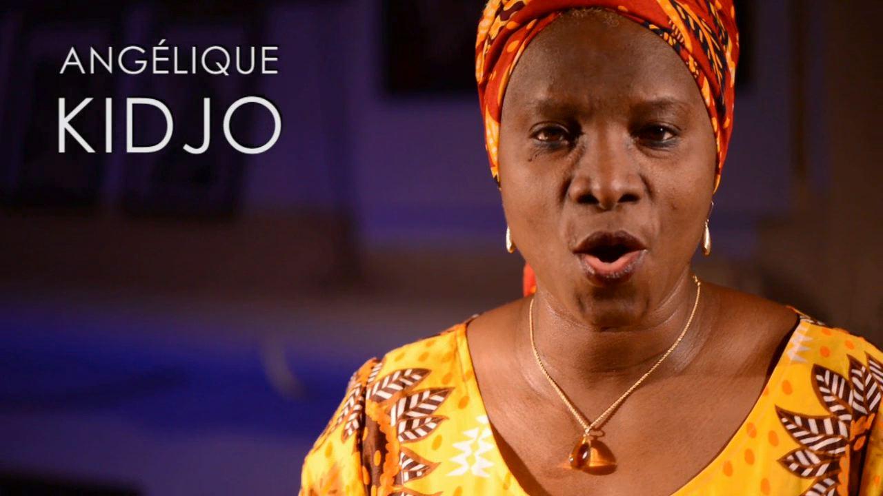 "Angélique Kidjo : ""Batonga"" (accompagnée au piano par Thierry Vaton)"