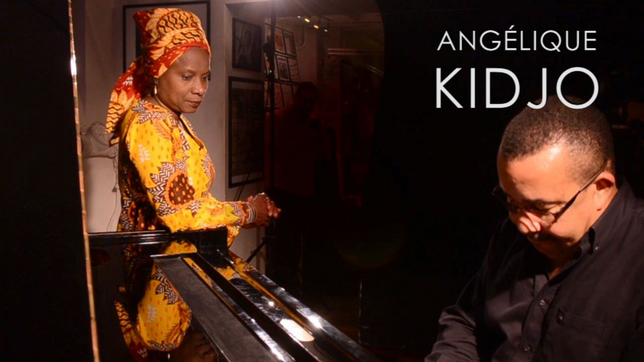 Interview d'Angélique Kidjo