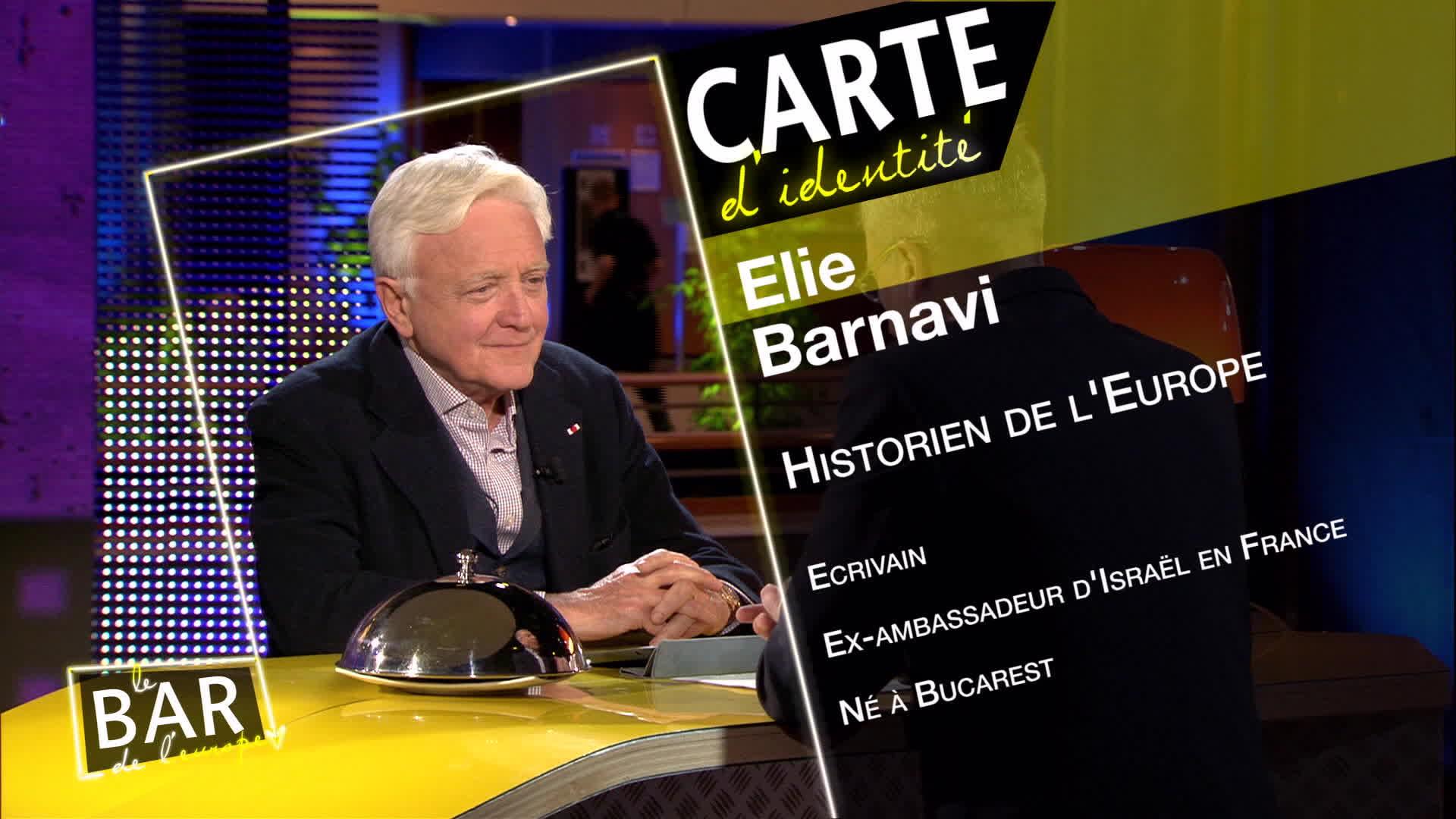 Élie Barnavi