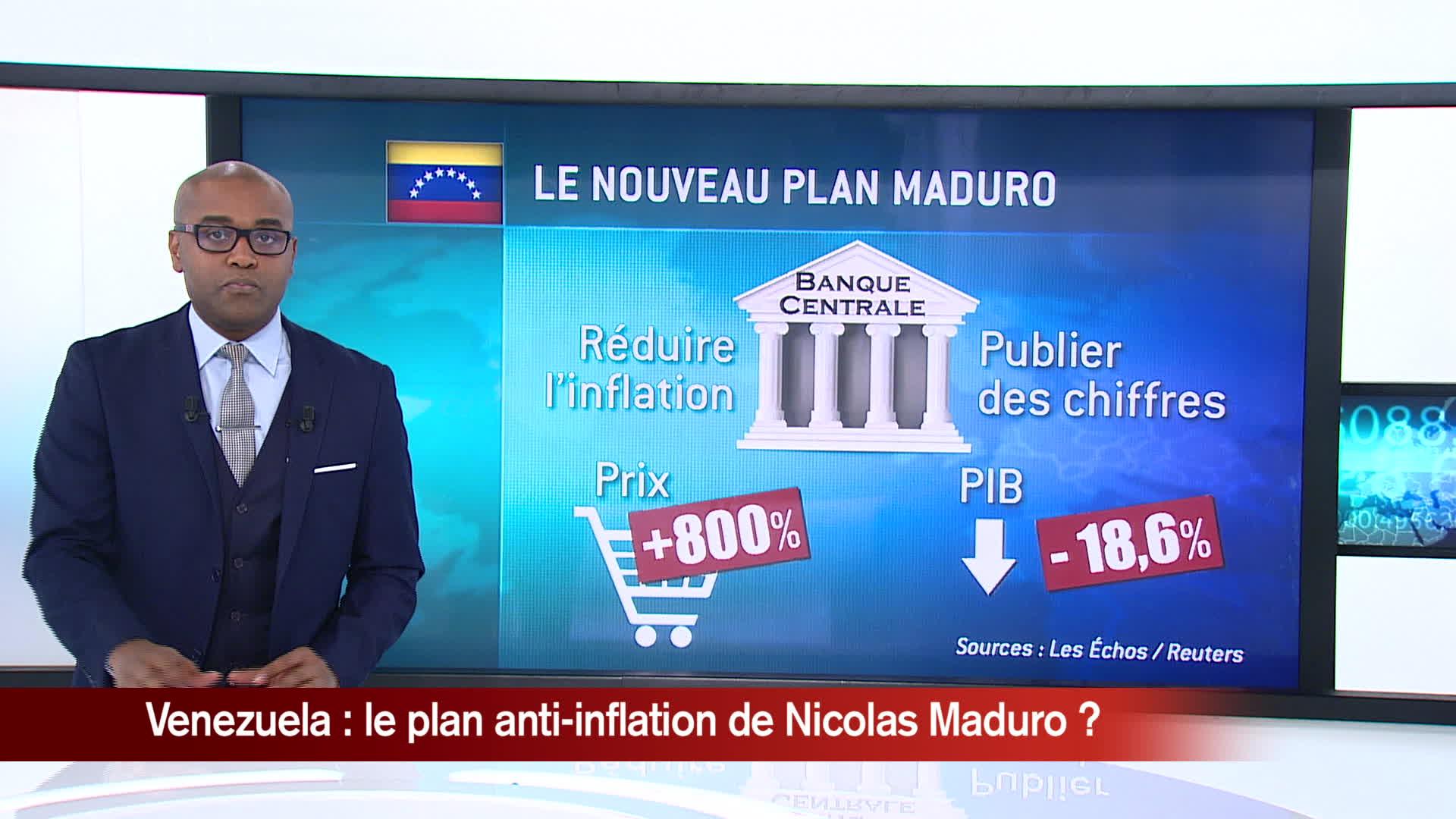 Venezuela, plan Maduro / Samsung, affaire du Note 7