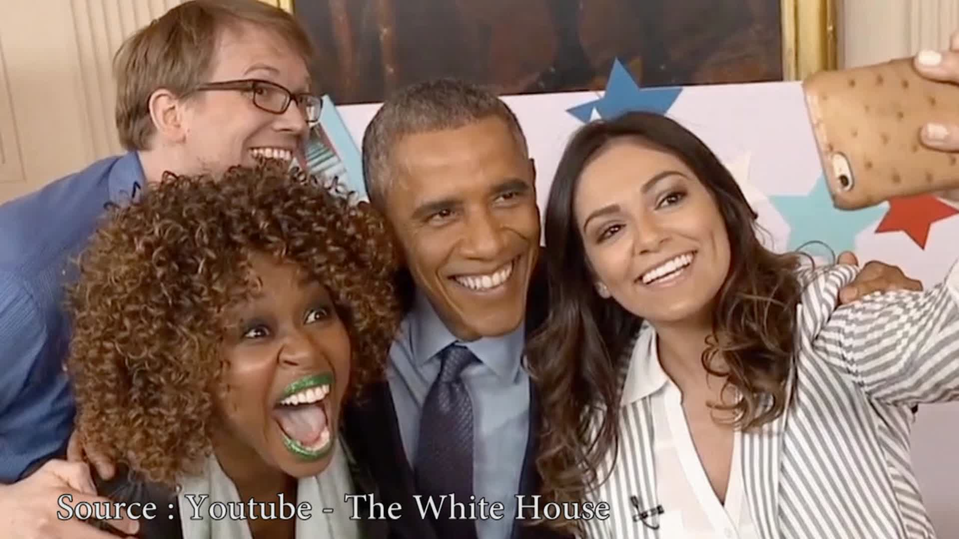 USA : Les démocrates draguent les jeunes via les youtubers - Djiby en France
