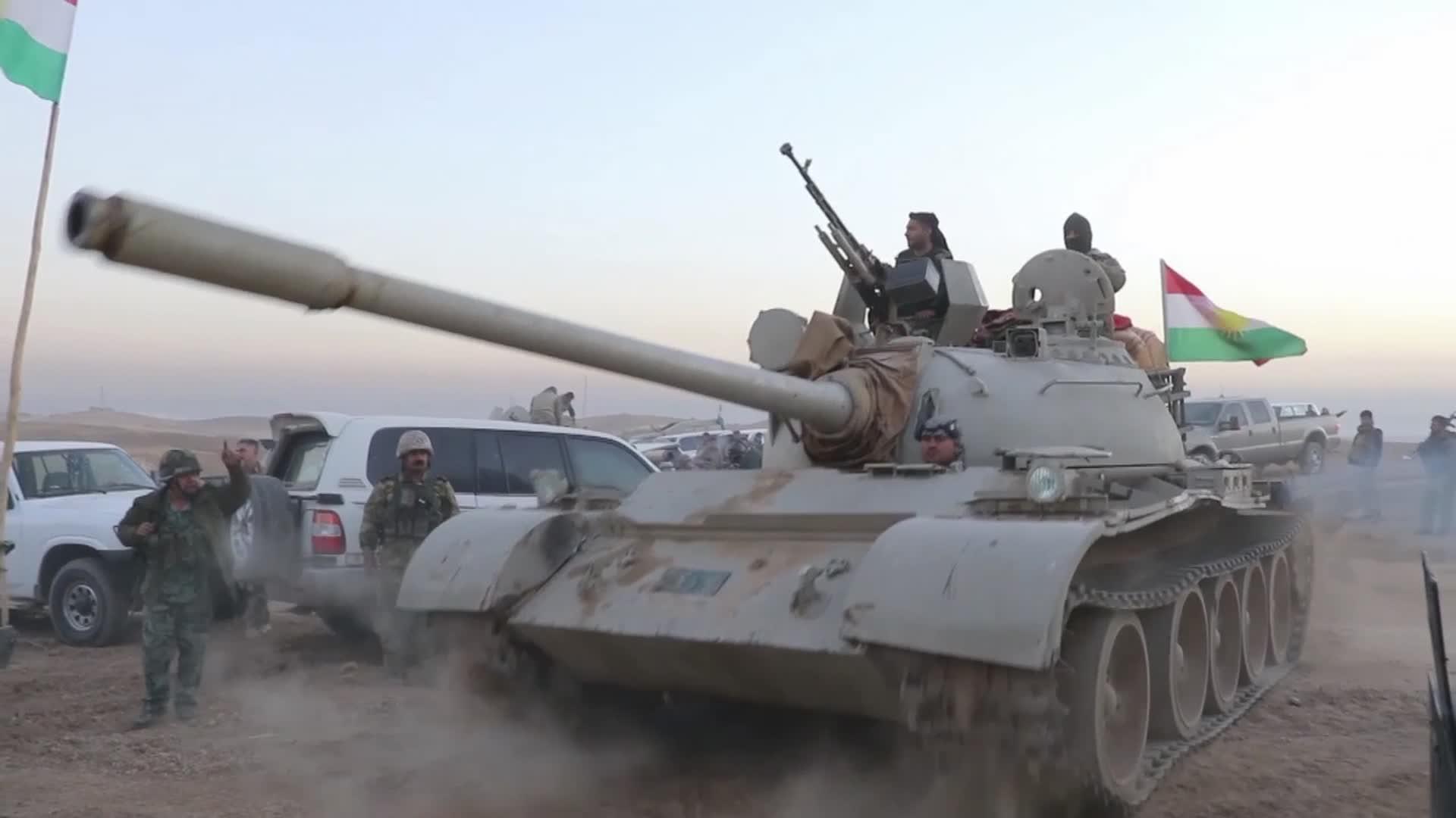 Les civils, premières victimes à Mossoul - Wilson en Irak