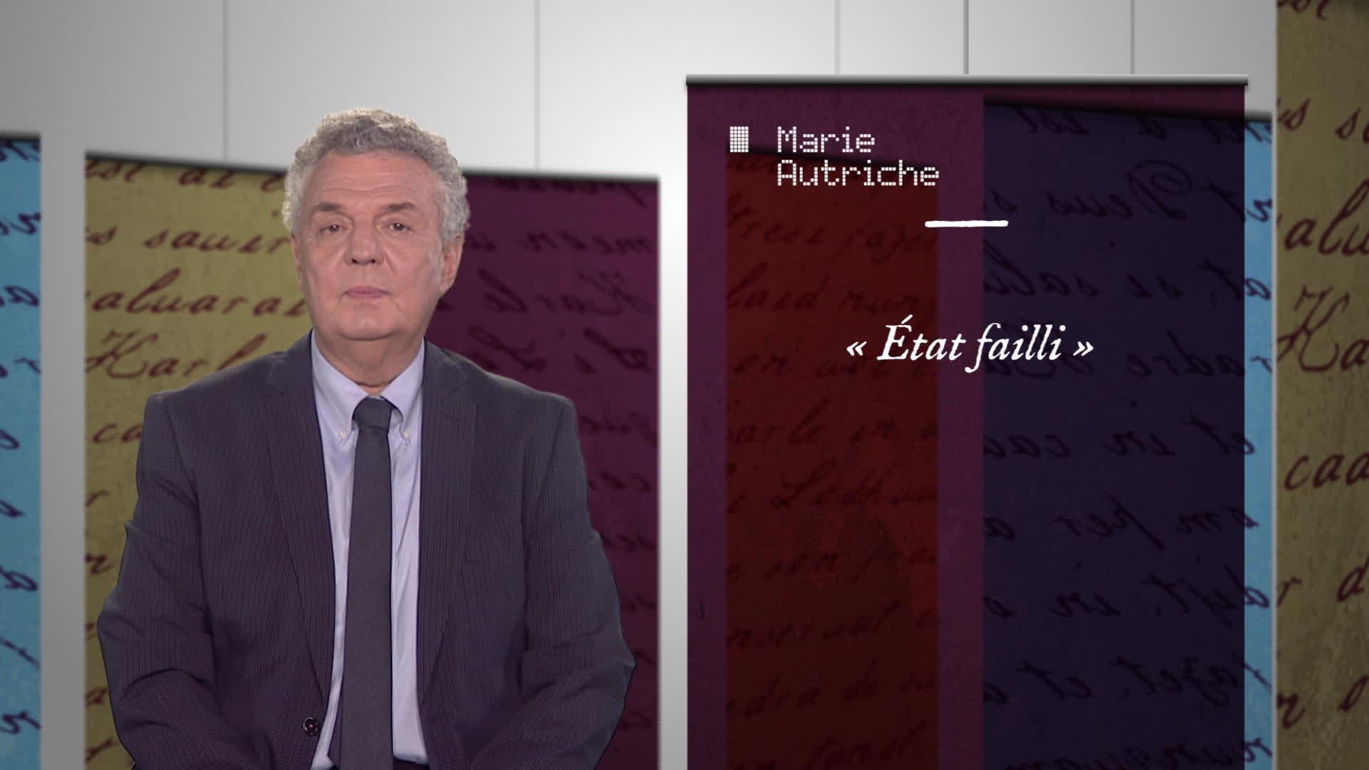 MERCI PROF-EP1032-ETAT FAILLI