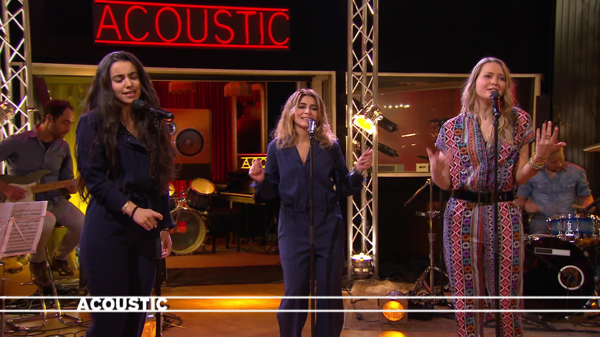 Acoustic Julie Zenatti et ses invités