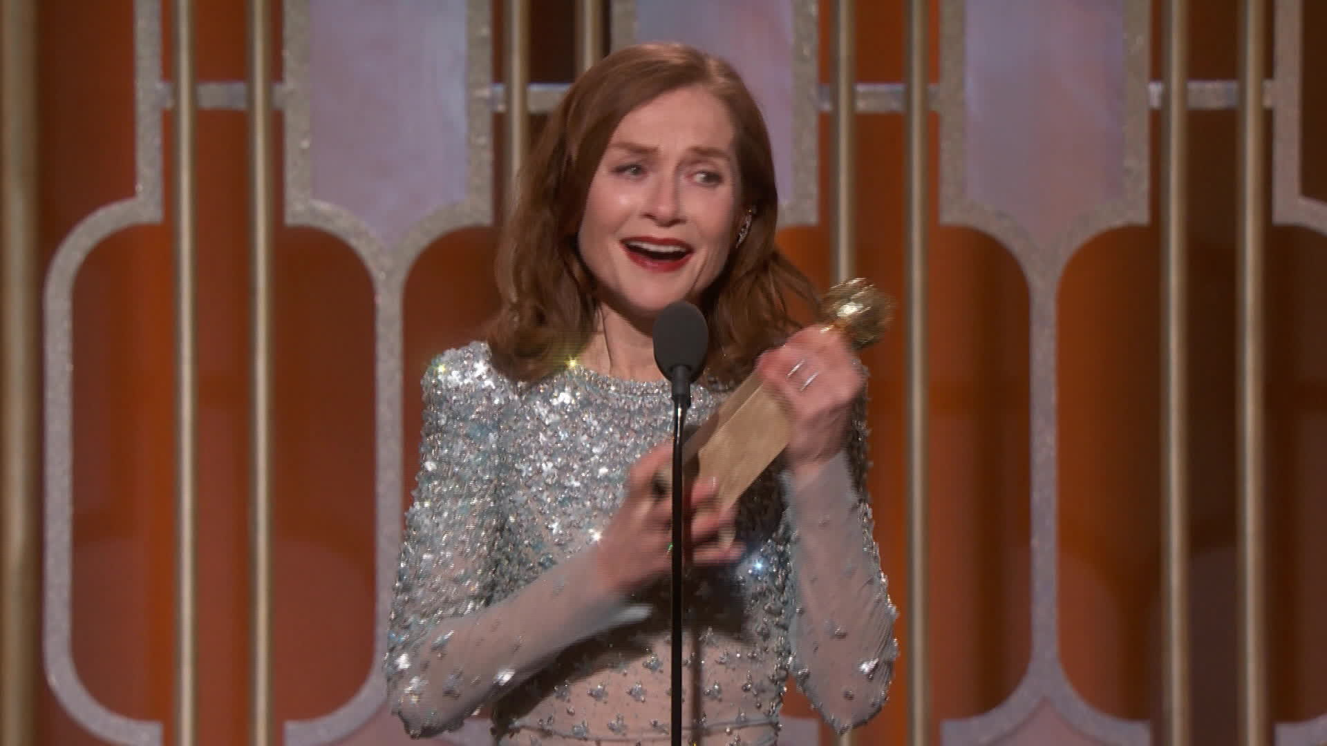 Émission spéciale 89e nuit des Oscars.