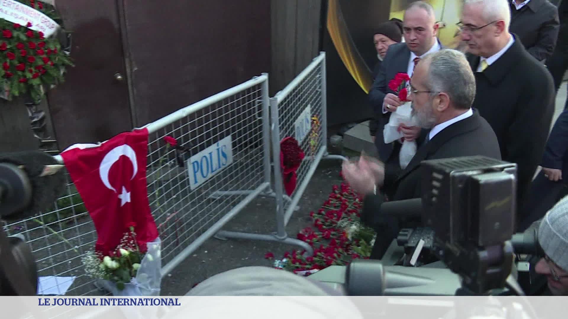 Turquie : EI revendique l'attentat