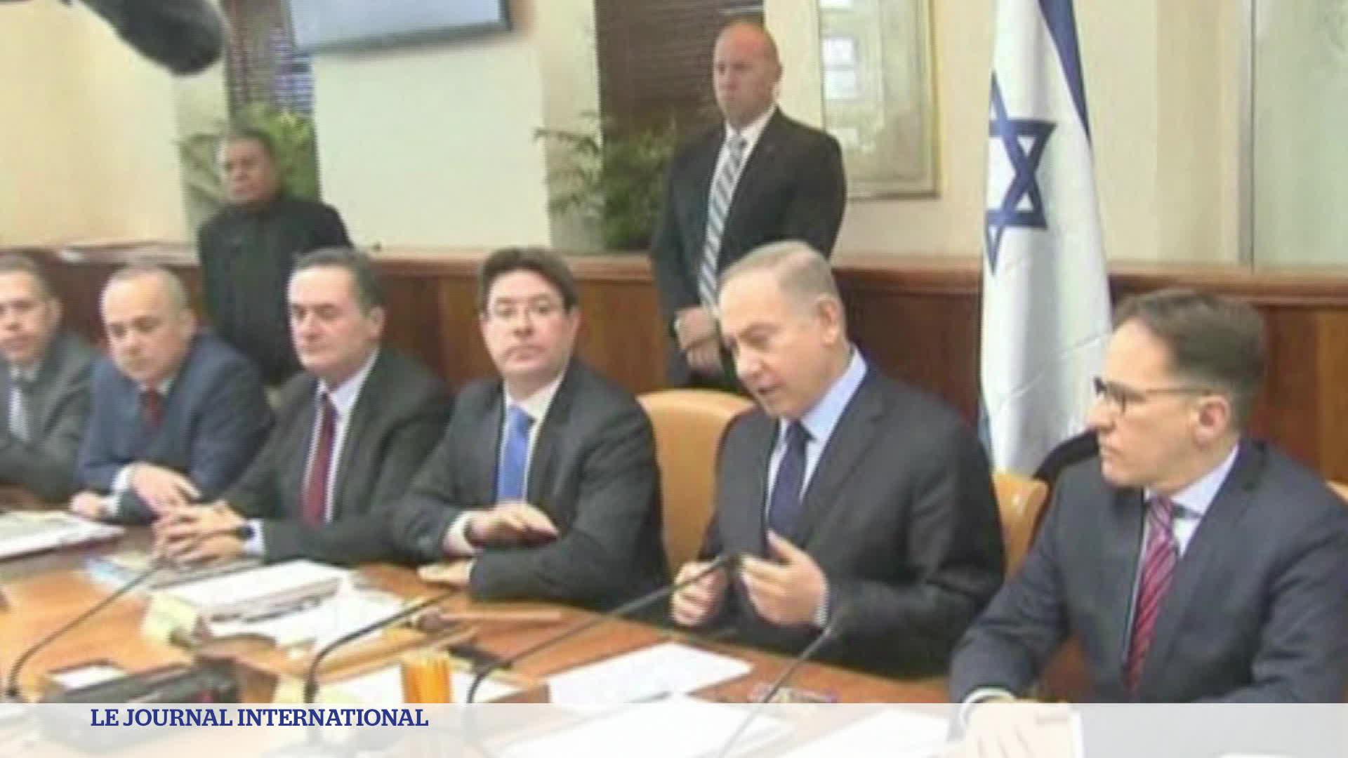 Israël : Netanyahu en difficulté