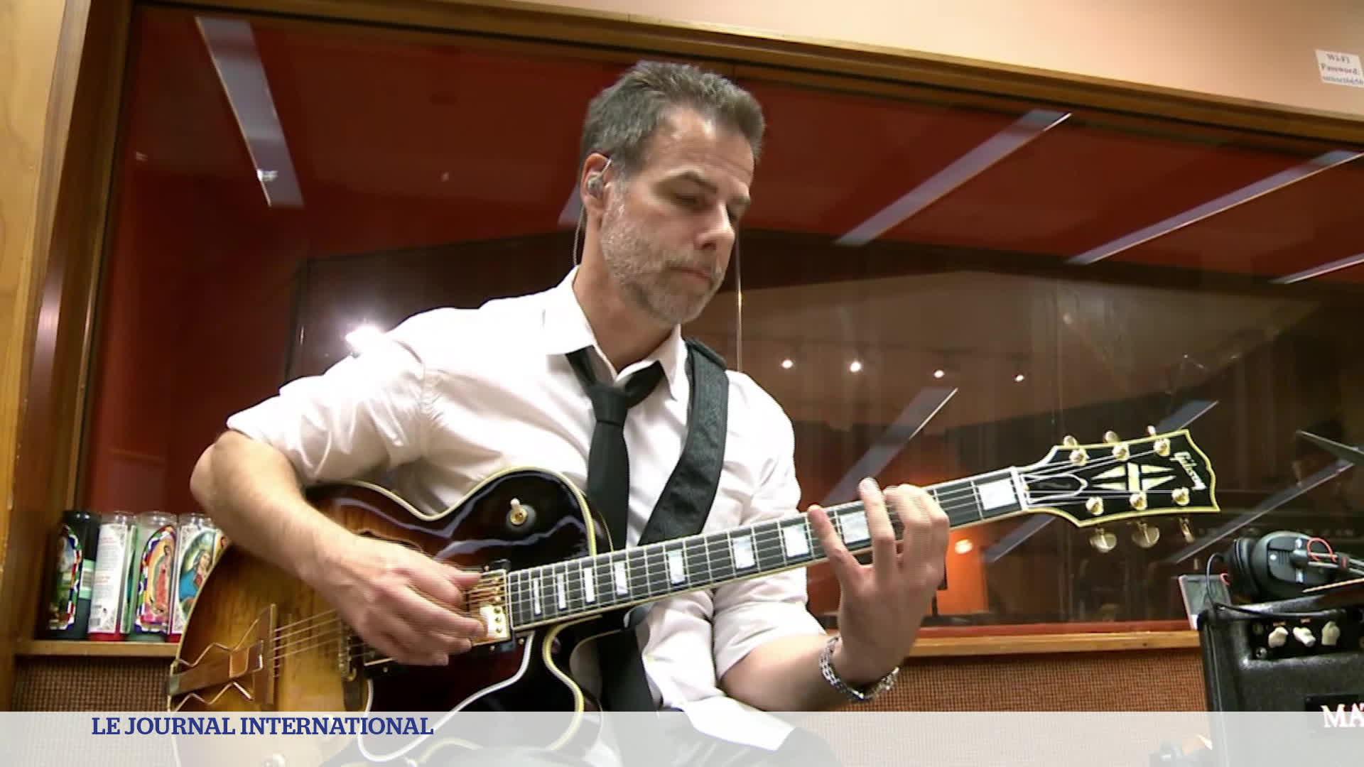 Musique : l'enregistrement du dernier album de Kamil Rustam