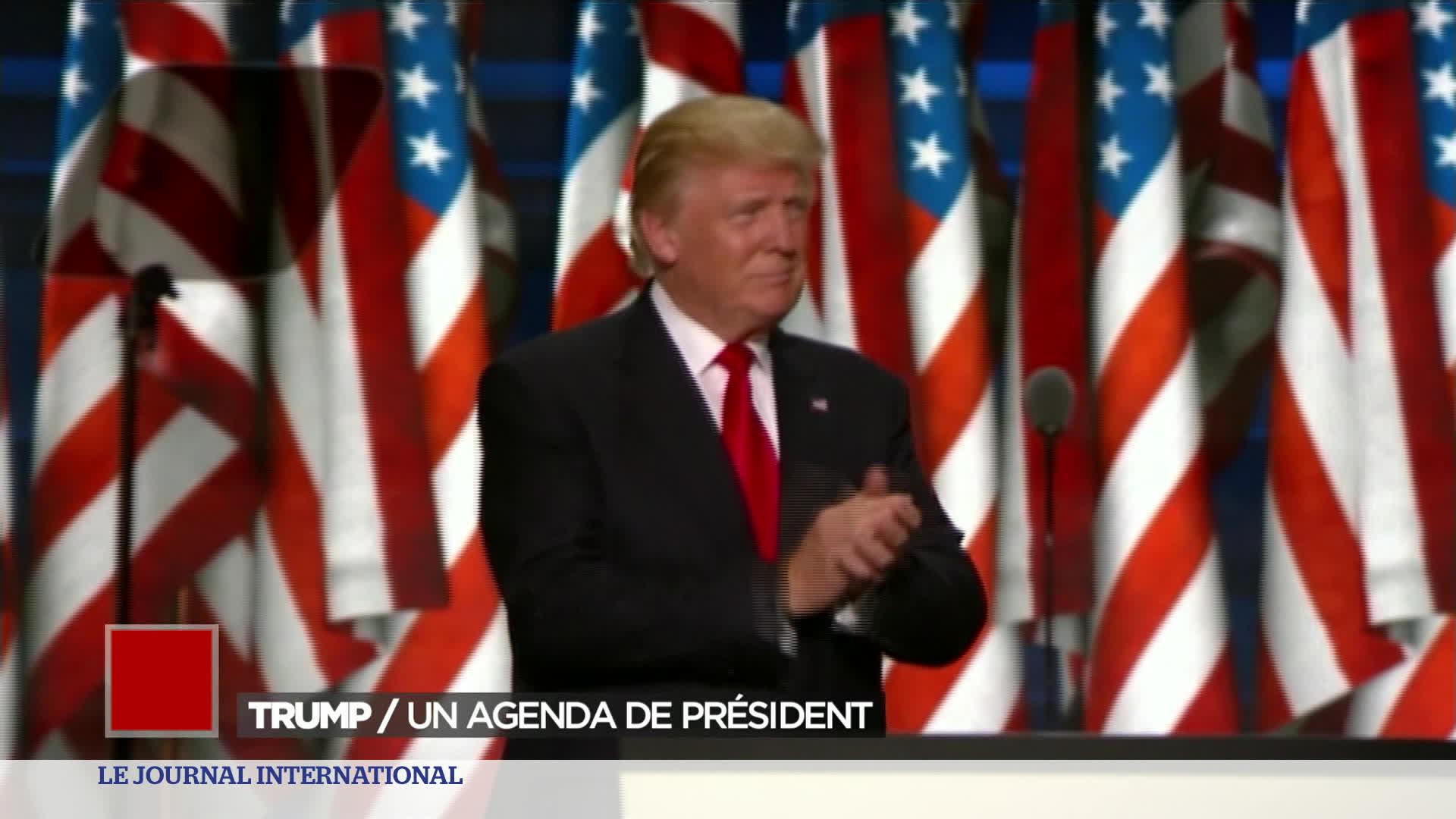 États-Unis : Le Congrès certifie l'élection de Donald Trump