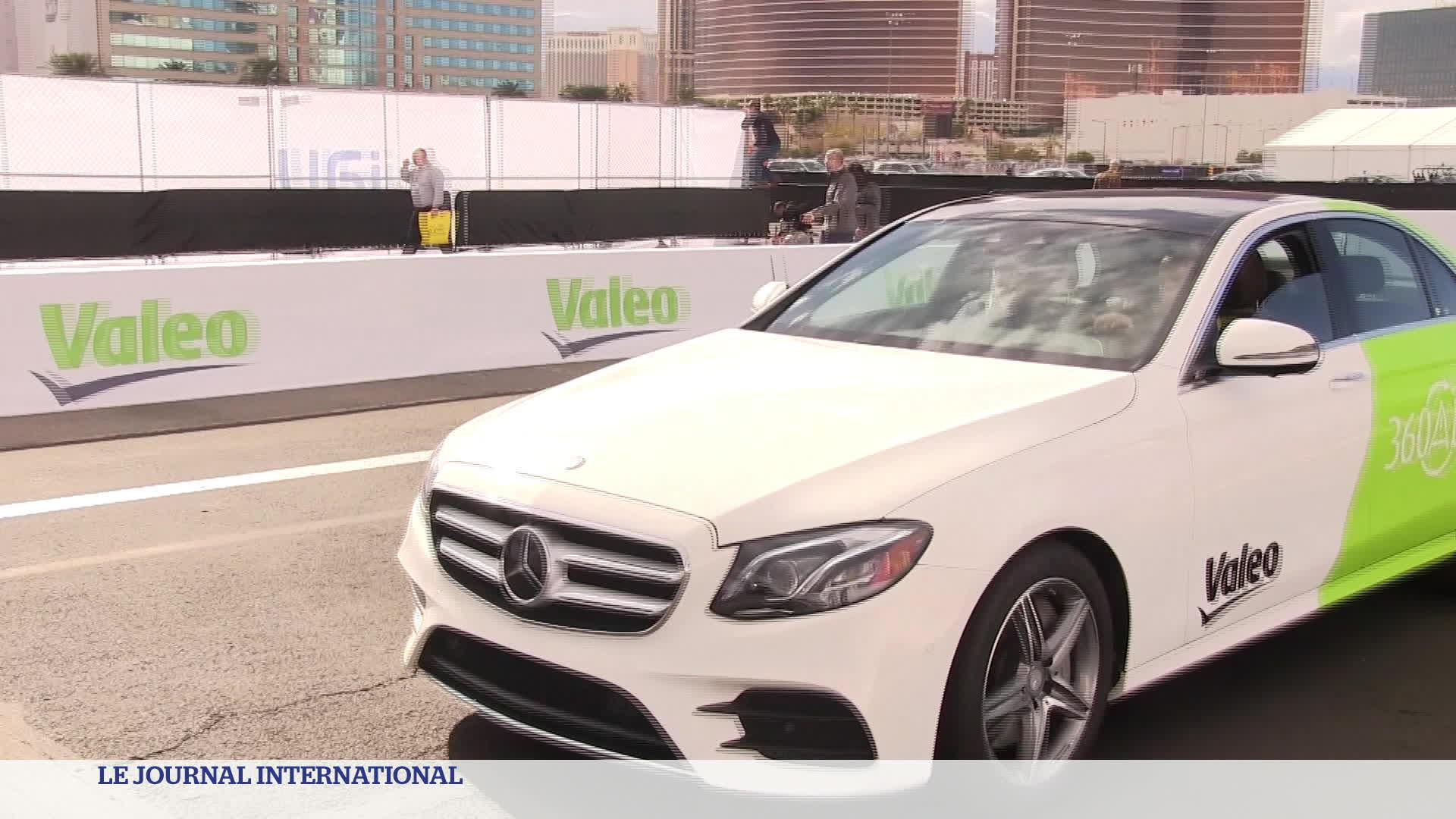 États-Unis : Voitures sans conducteur à Vegas