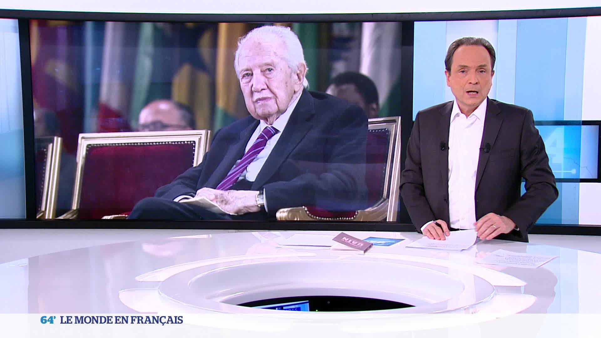 Portugal : le décès de Mario Soares