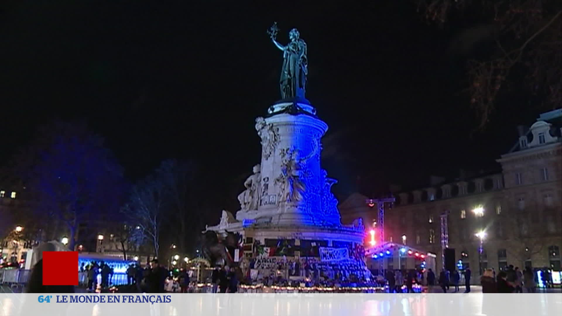 France : attentats de Charlie Hebdo, deux ans après...