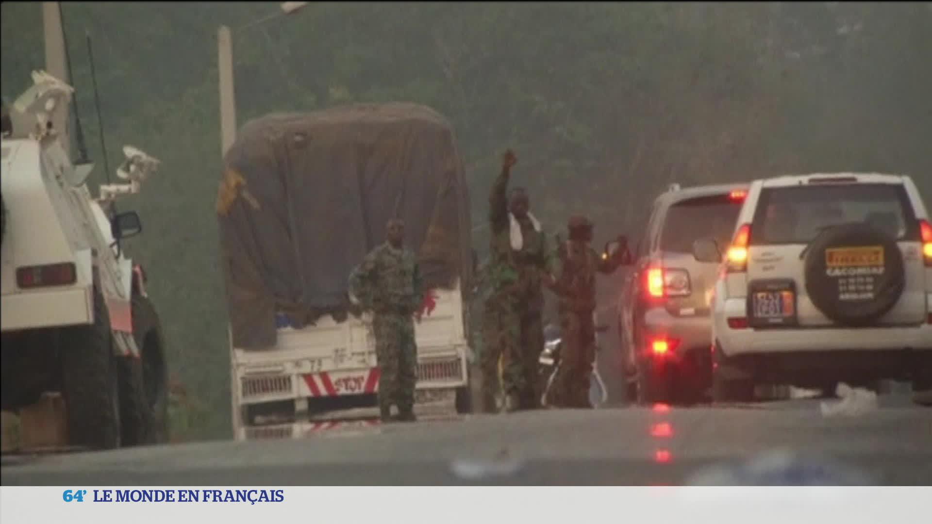 Côte d'Ivoire : colère des militaires à Bouaké